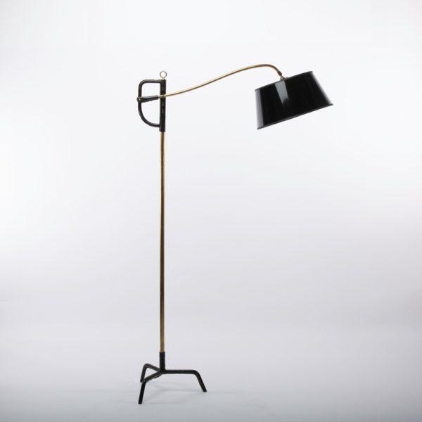 Luminaire à crémaillère Jacques Adnet – Unforget_FC03-003