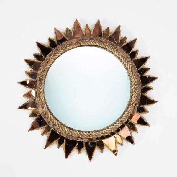 Mirror soleil a pointes N2 Line Vautrin - 01