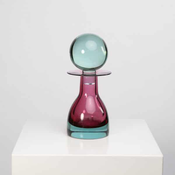 Bottle Sommerso Mario Pinzoni Seguso