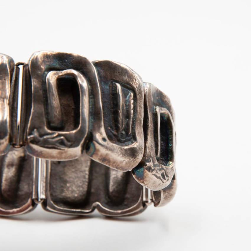 """""""Icare"""" bracelet by Line Vautrin - img03"""