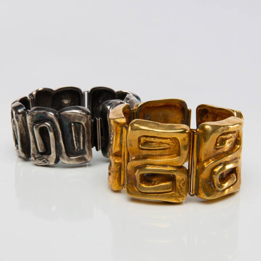 """""""Icare"""" bracelet by Line Vautrin - img14"""
