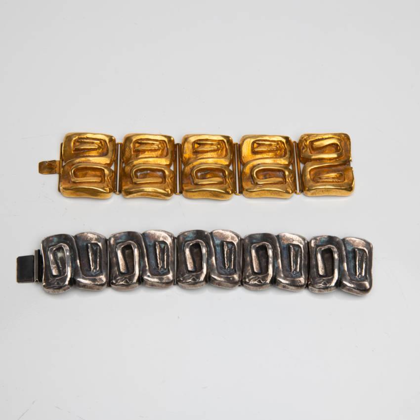 """""""Icare"""" bracelet by Line Vautrin - img12"""