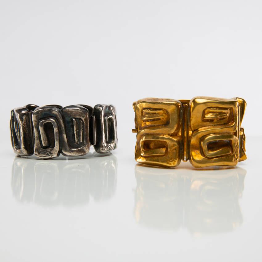 """""""Icare"""" bracelet by Line Vautrin - img13"""