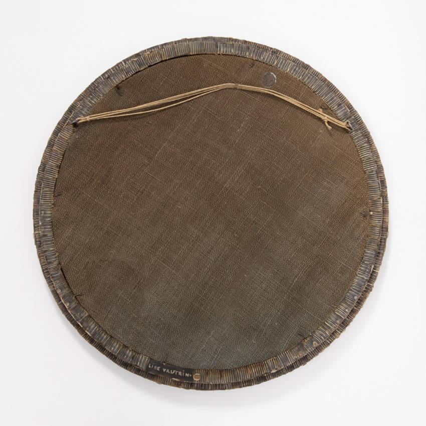 Miroir Couronne par Line Vautrin - 05