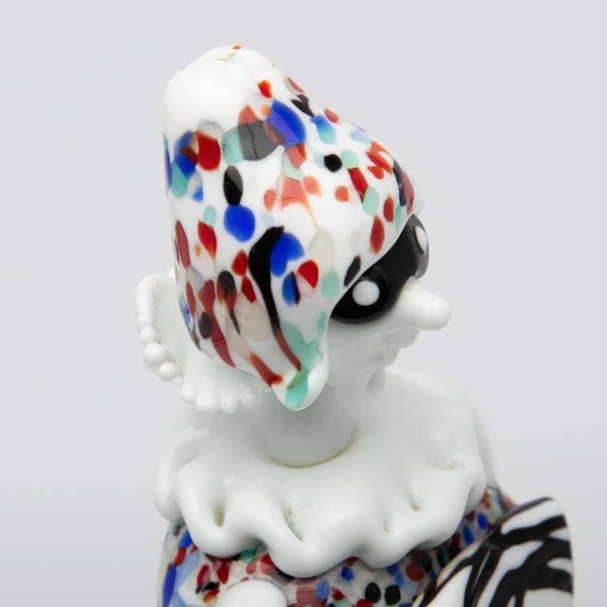 Pair of figurines Arlecchino and Arlecchina by Fulvio Bianconi-img01