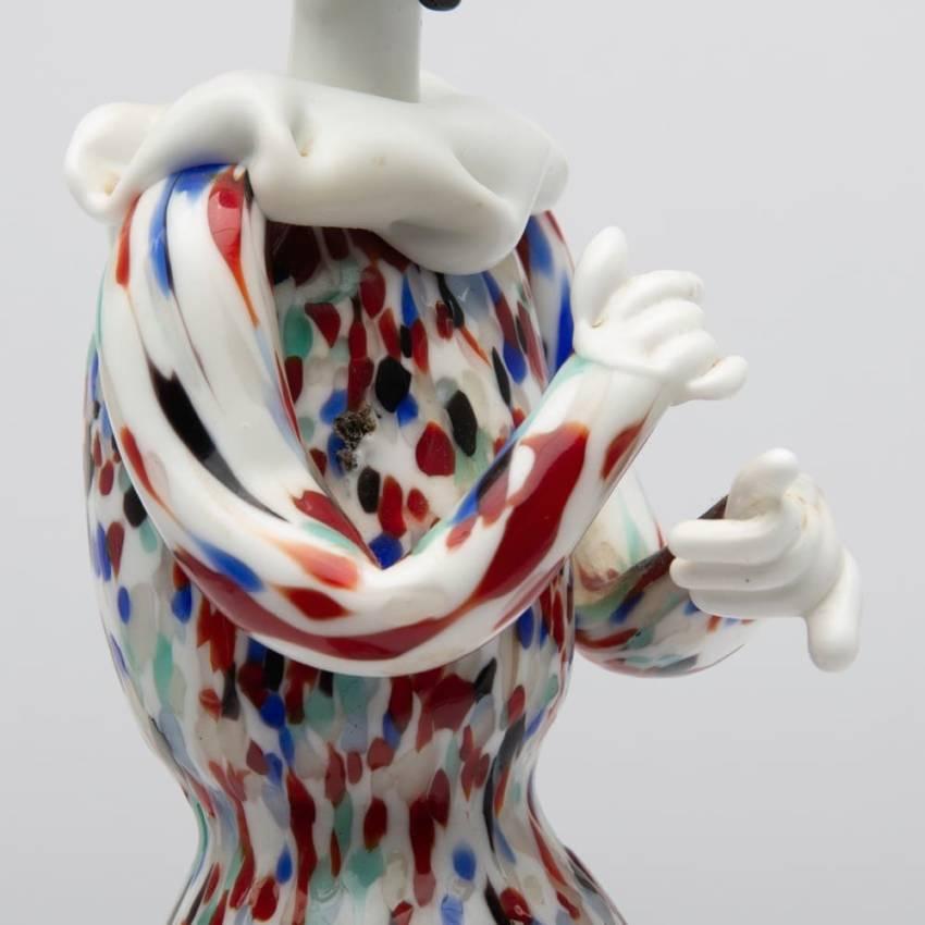 Pair of figurines Arlecchino and Arlecchina by Fulvio Bianconi-img08
