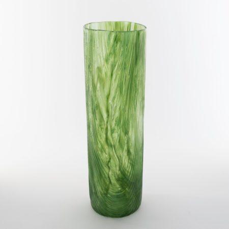 """Vase """"Tronchi"""" by Toni Zuccheri (green) - img1"""