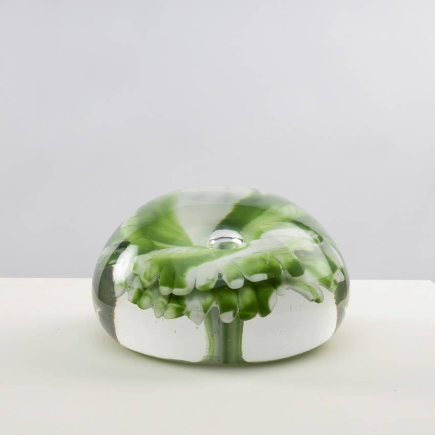 """Desk sculpture """"Fiore astratto"""" by Fulvio Bianconi -img02"""