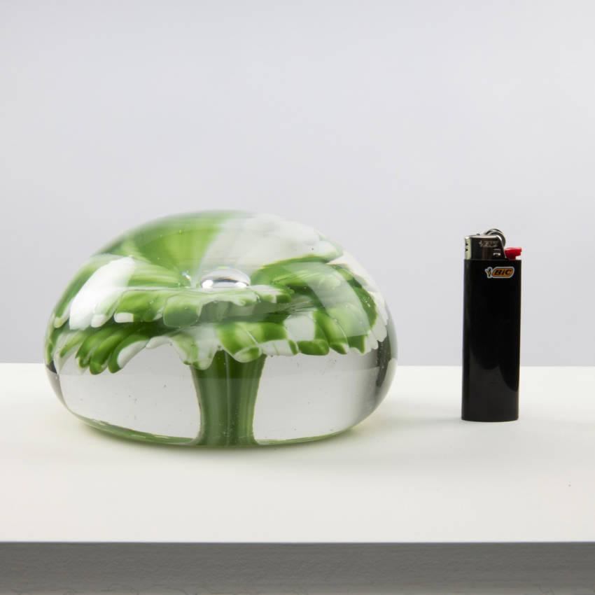 """Desk sculpture """"Fiore astratto"""" by Fulvio Bianconi -img09"""