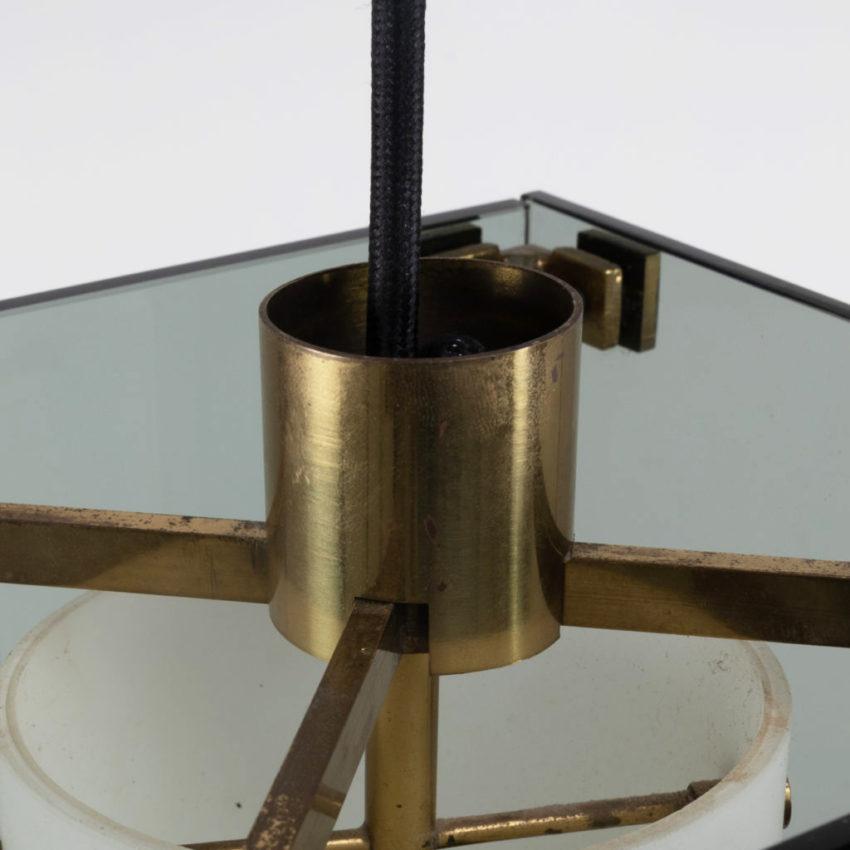 Pendant light Model 2211 Max Ingrand Fontana Arte Italy - 09