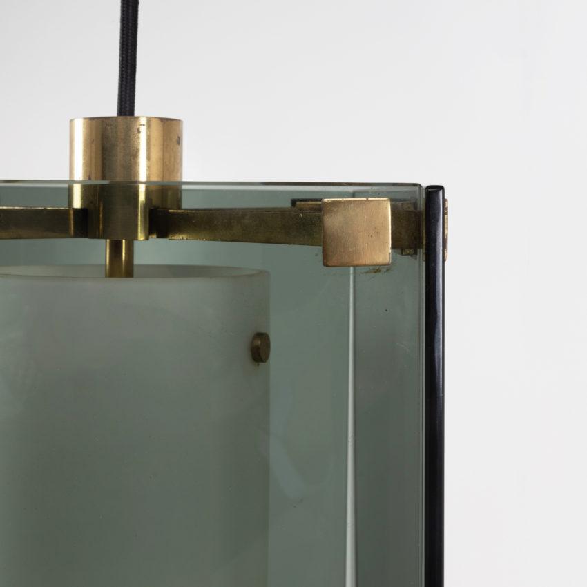 Pendant light Model 2211 Max Ingrand Fontana Arte Italy - 07