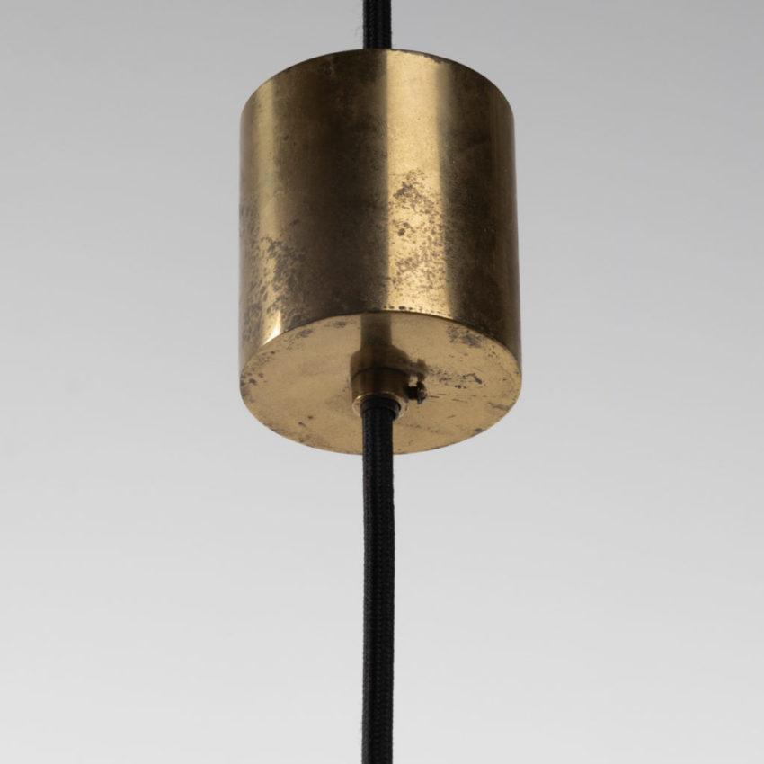 Pendant light Model 2211 Max Ingrand Fontana Arte Italy - 02