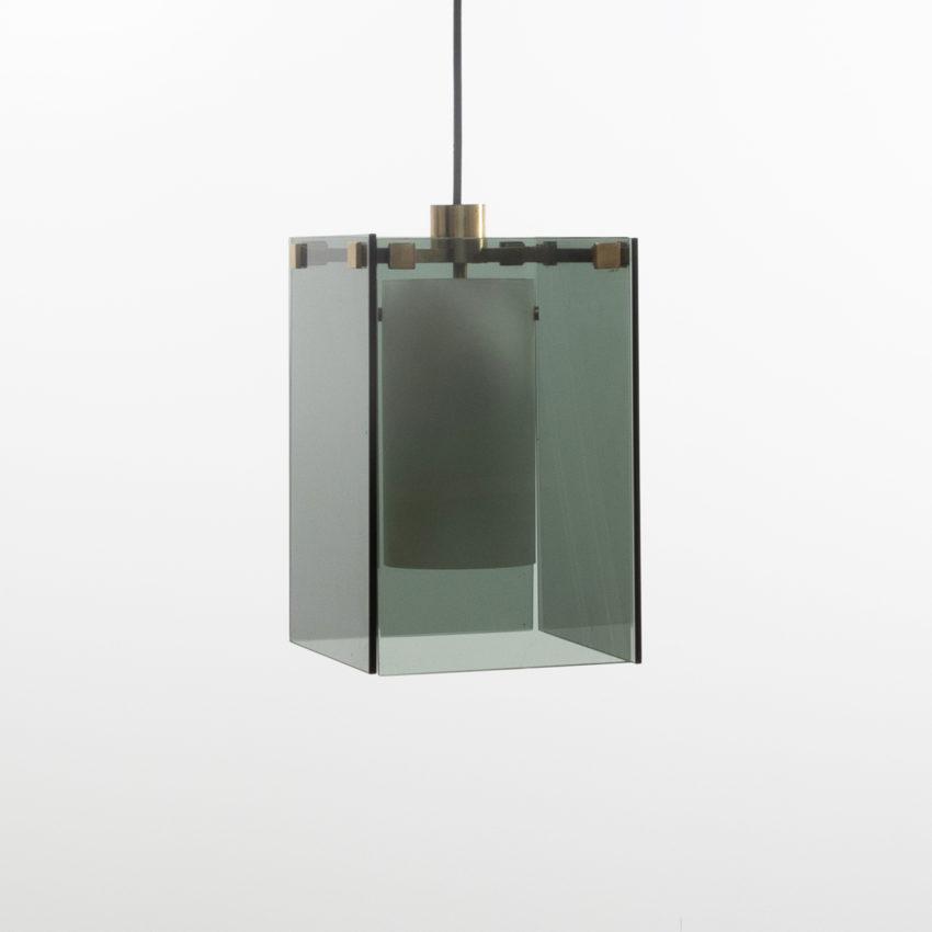 Pendant light Model 2211 Max Ingrand Fontana Arte Italy - 04