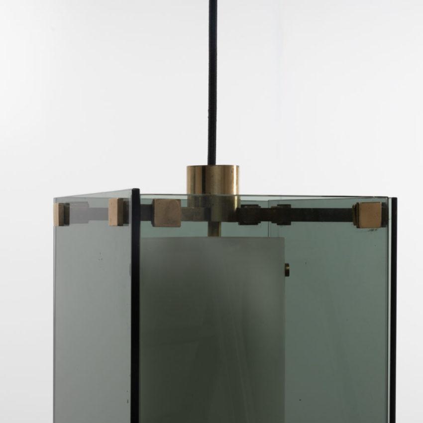 Pendant light Model 2211 Max Ingrand Fontana Arte Italy - 03