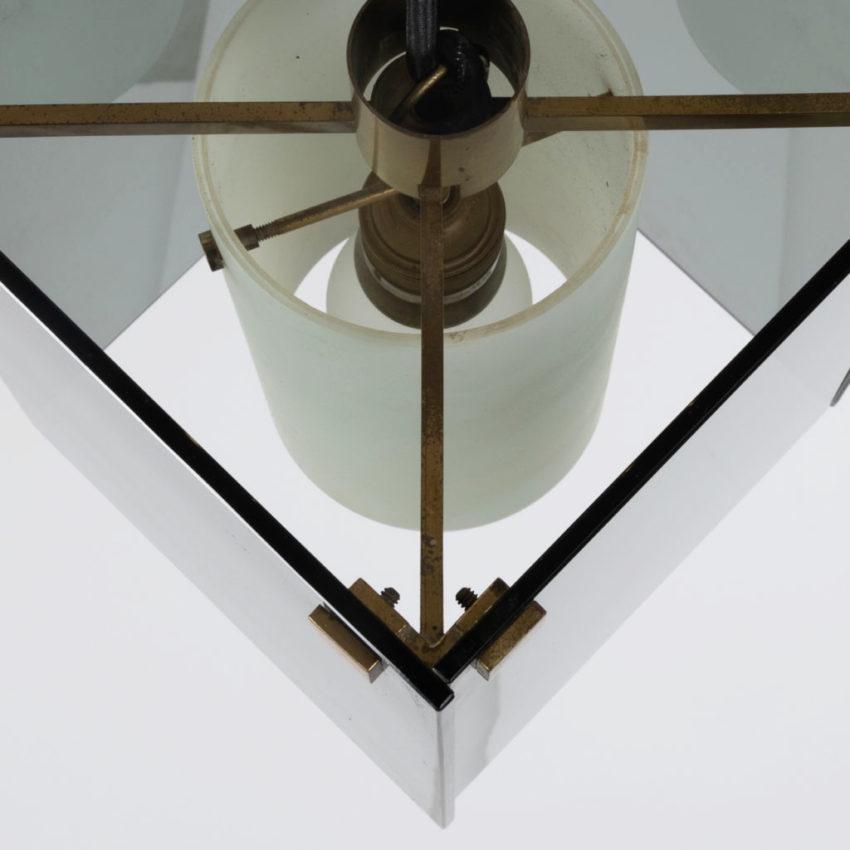 Pendant light Model 2211 Max Ingrand Fontana Arte Italy - 10