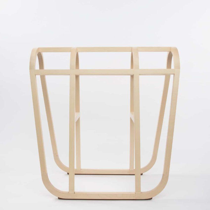 Magazine rack by Hermes - img05