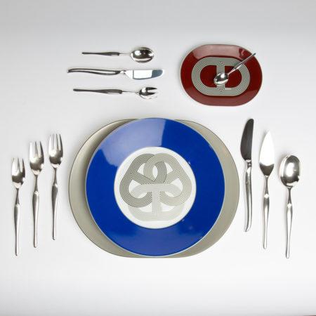 flatware set by Tapio Wirkkala for Christofle - img15