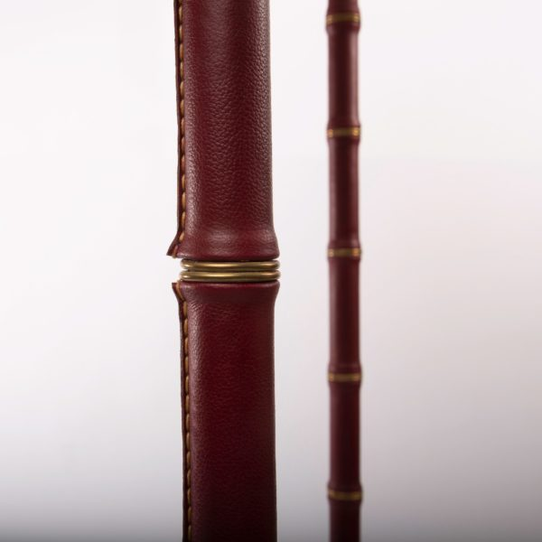 Pair of floor lamps by Jacques Adnet-img4