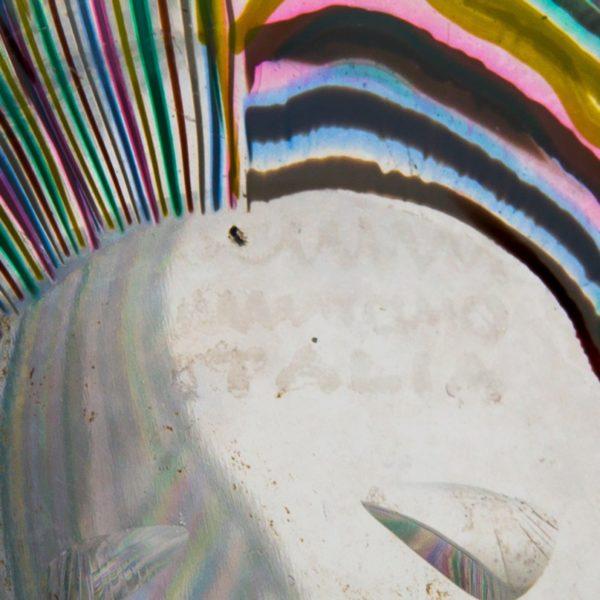 Mosaico Tessuto vase by Paolo Venini - img01
