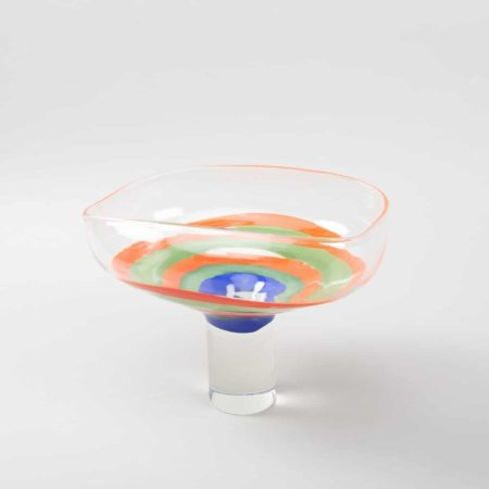 "Rare large ""TV"" cup by Ludovico Diaz de Santillana - img07"