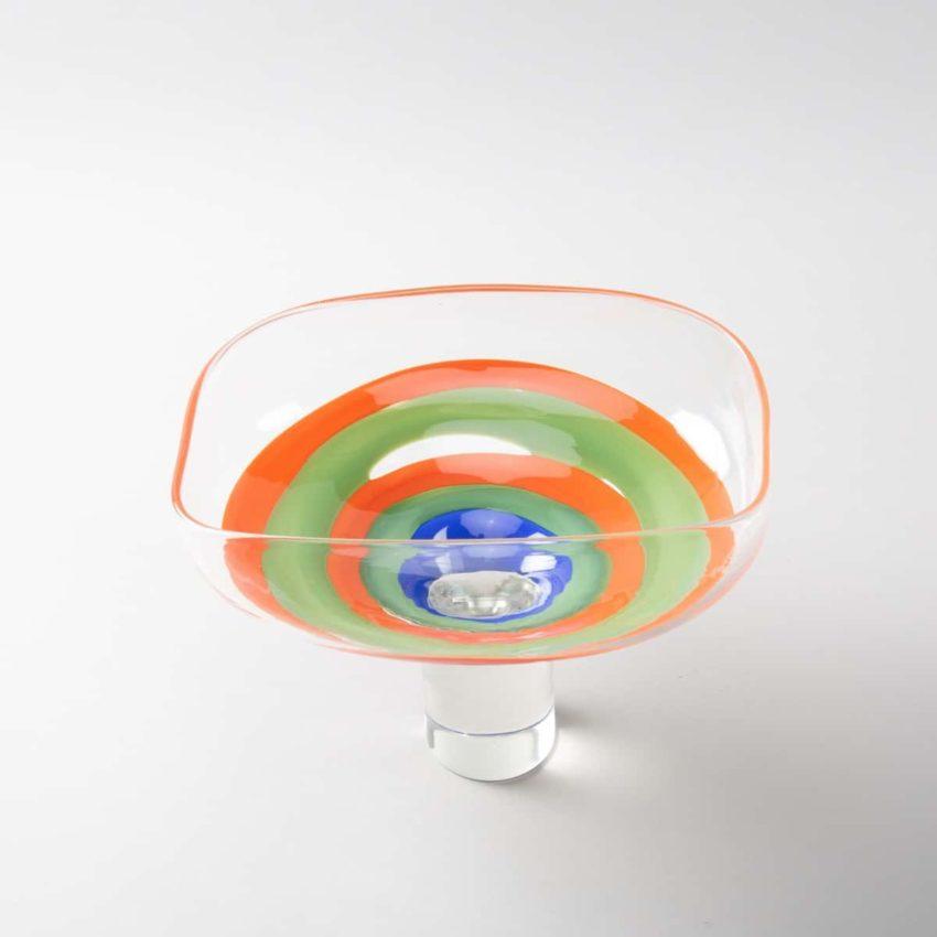 "Rare large ""TV"" cup by Ludovico Diaz de Santillana - img03"