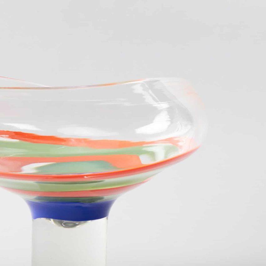 "Rare large ""TV"" cup by Ludovico Diaz de Santillana - img02"