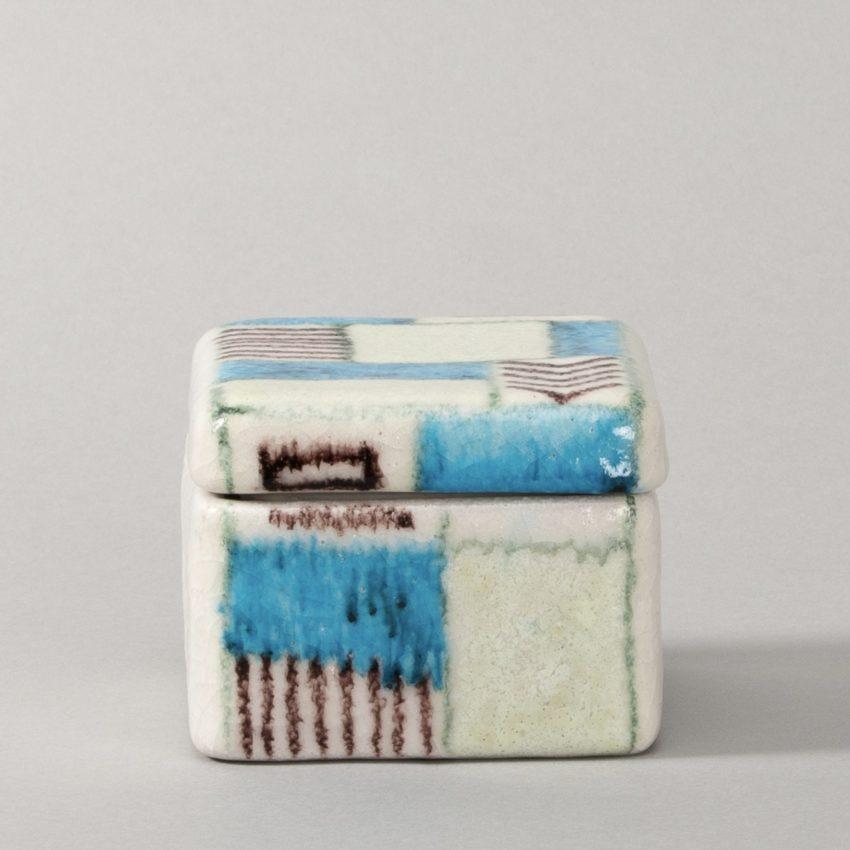 Ceramic box by Guido Gambone - img04