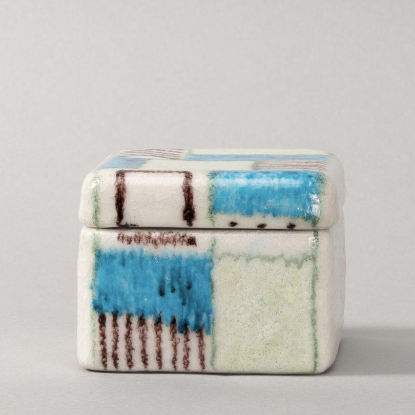 Ceramic box by Guido Gambone - img03