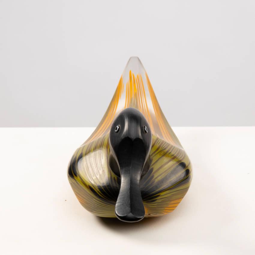 """Anatra"" sculpture by Toni Zuccheri - img08"