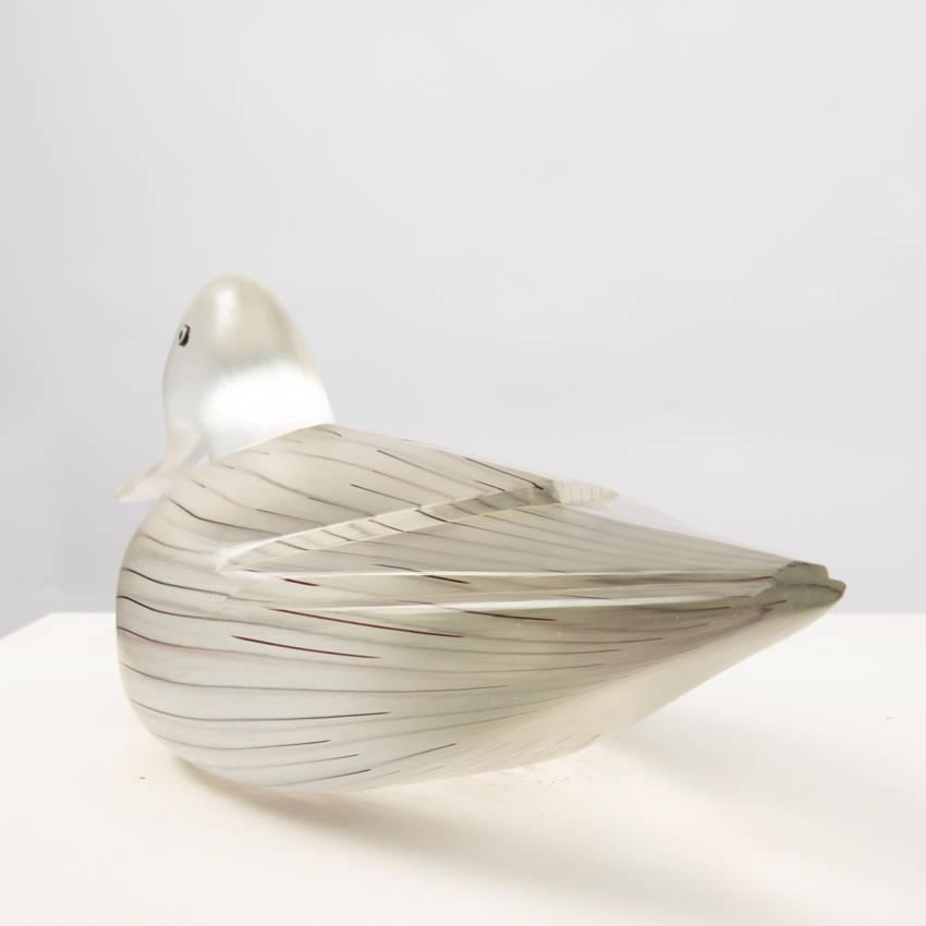 """Anatra"" sculpture by Toni Zuccheri (female) - img05"