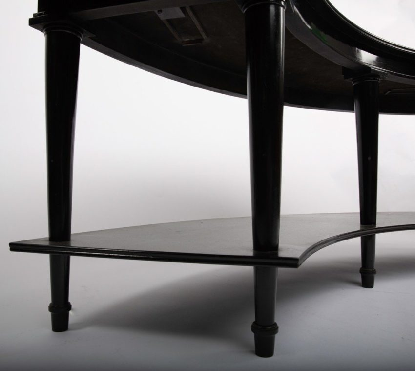 Pair of side tables by Madeleine Castaing - img04