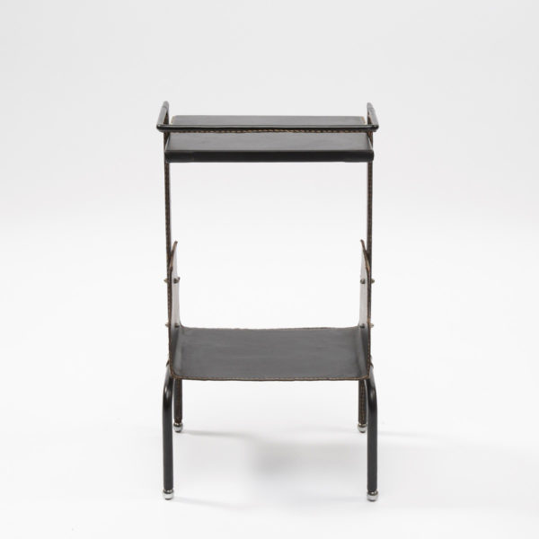 Wide side table by Jacques Adnet - img04
