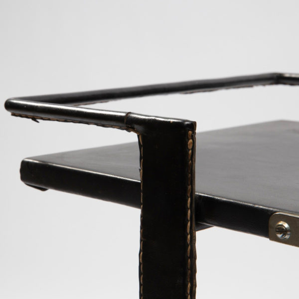 Wide side table by Jacques Adnet - img08