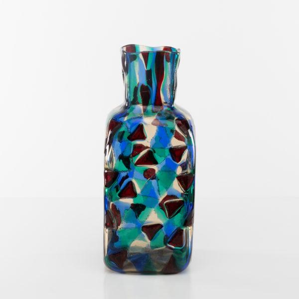 Pezzato vase by Fulvio Bianconi