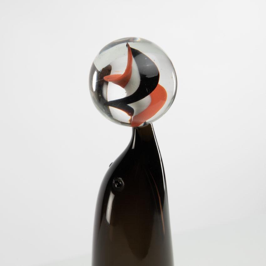 D11_79 Sea Lion with sphere Paolo Venini -3