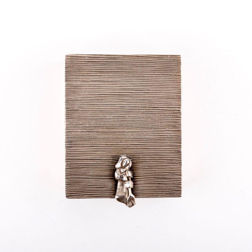 La Balayeuse du Sacré Coeur par Line Vautrin - 03