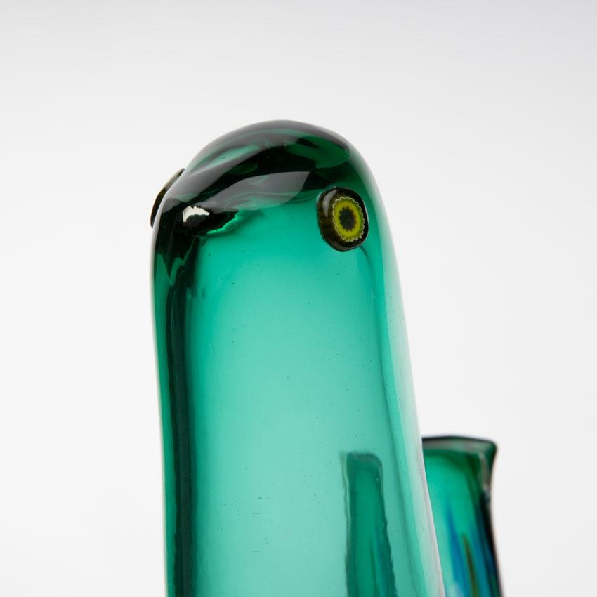 Pulcino Glass bird by Alessandro Pianon - img05