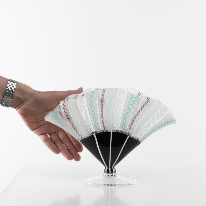 Vase Ventaglio by Fulvio Bianconi - img03