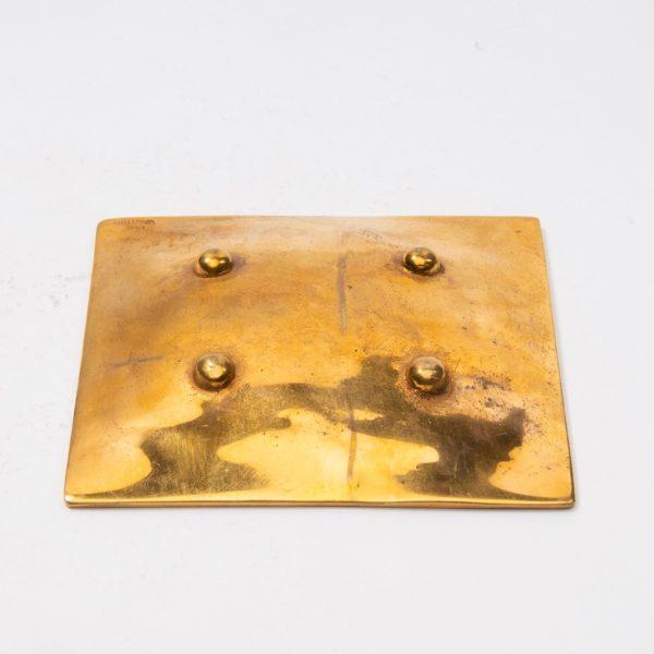 Line Vautrin Gilded Bronze Pocket Emptier Holopherne - 04
