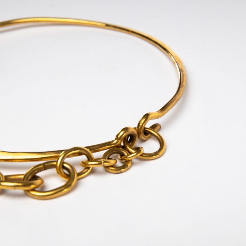 COD12_38 Les poissons jumeaux necklace Line Vautrin-3