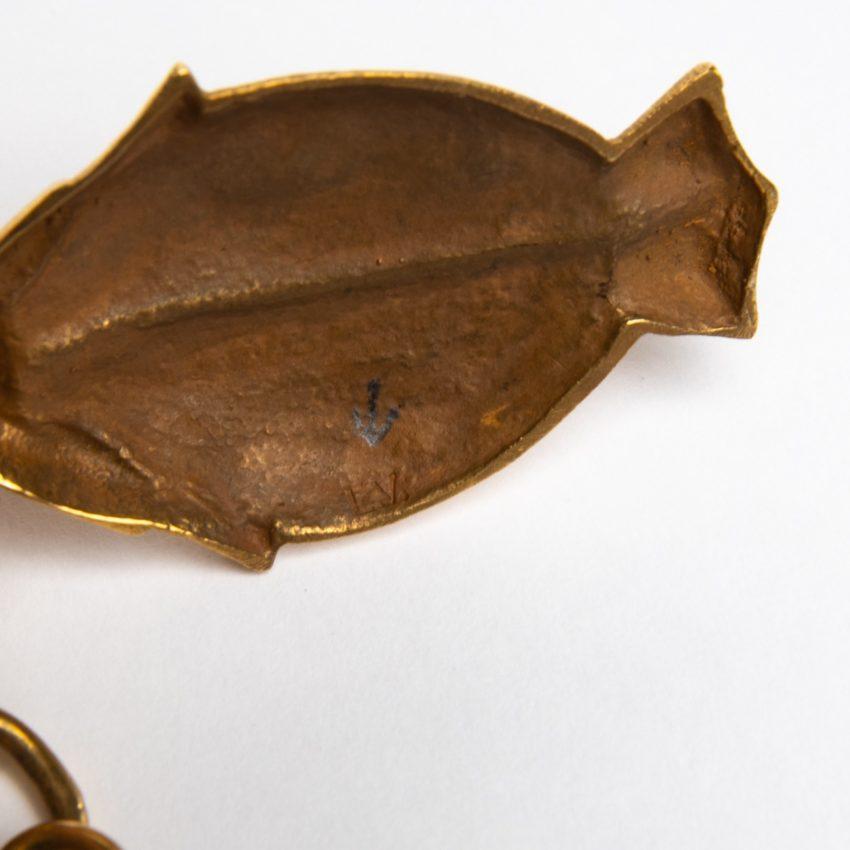 COD12_38 Les poissons jumeaux necklace Line Vautrin-7