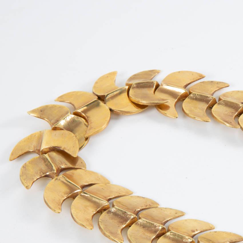 Les vertèbres Necklace Line Vautrin-07