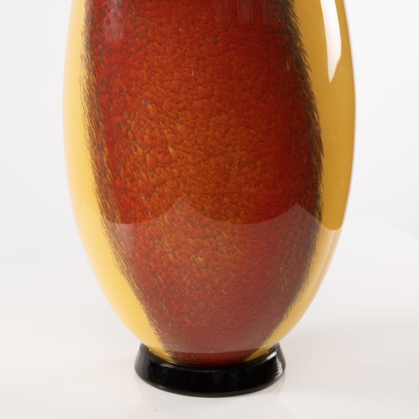 Chandra vase by Roberto Caddeo - Barovier e Toso - Italy - 05