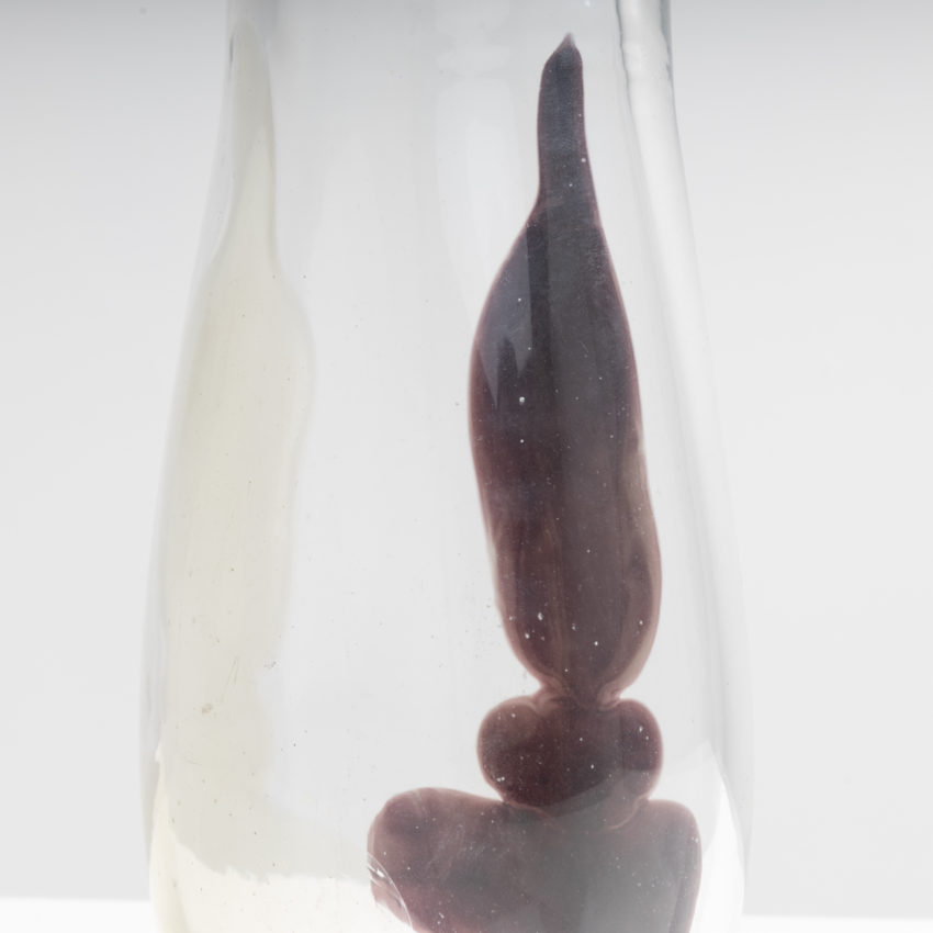 UE4_20 A macchie vase model number 4321 Fulvio Bianconi Venini-3