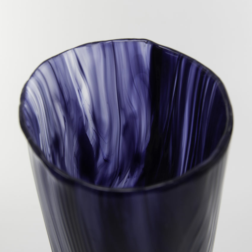 Tronchi vase Blue by Toni Zuccheri - 03