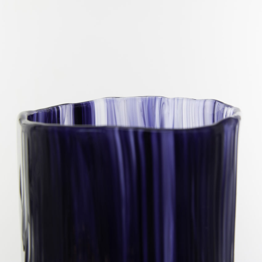 Tronchi vase Blue by Toni Zuccheri - 01