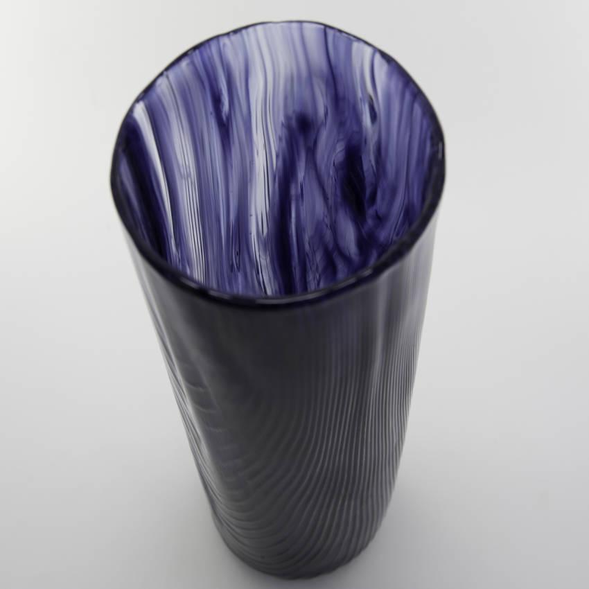 Tronchi vase Blue by Toni Zuccheri - 05