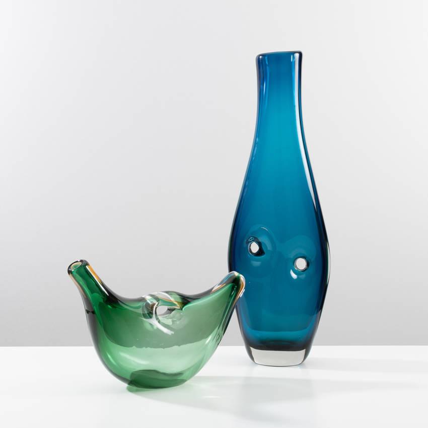 Forato Vase (model 4517) Fulvio Bianconi -07