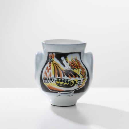 Glazed ceramic vase by Roger Capron - 01