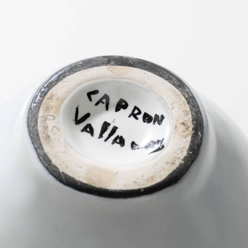 Glazed ceramic vase by Roger Capron - 07
